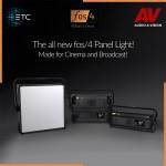 Η ETC εγκαινιάζει το Panel Light fos/4 για την κινημ. βιομηχανία