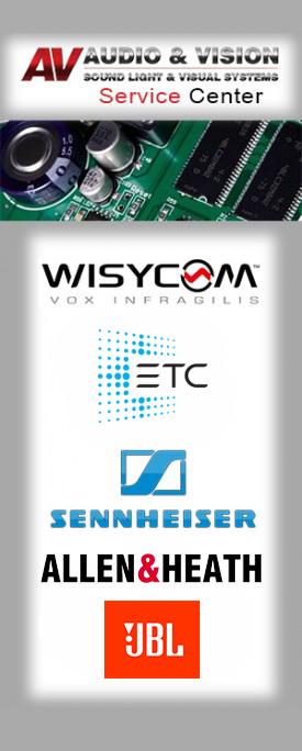 Audio&Vision Service